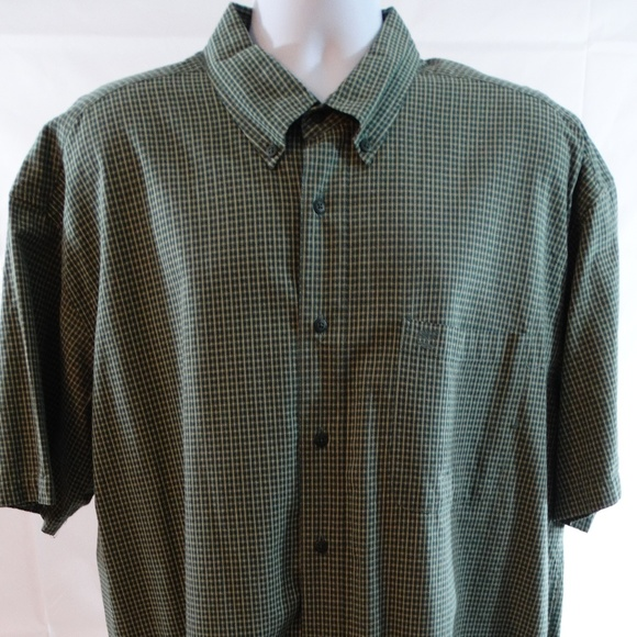 Timberland Other - Timberland Weathergear Men's XXL Green S/S Shirt